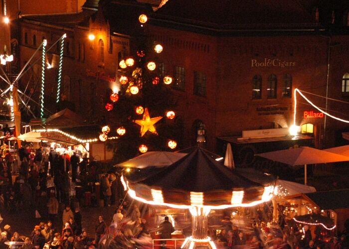 El Mercado Navideño de Lucía en Berlín recibe a miles de personas todos los años