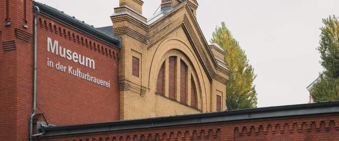 El Museo Kulturbrauerei es un maravilloso espacio que recibe a miles de turistas cada año