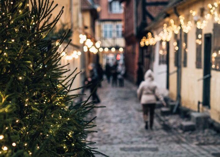 Fionia se llena de colores y luces para recibir las fiestas decembrinas
