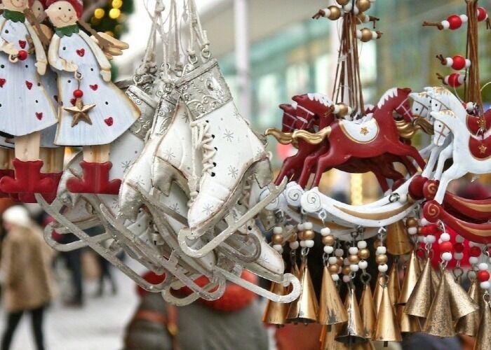Toda Calahorra se llena de colores para recibir el Mercado Navideño