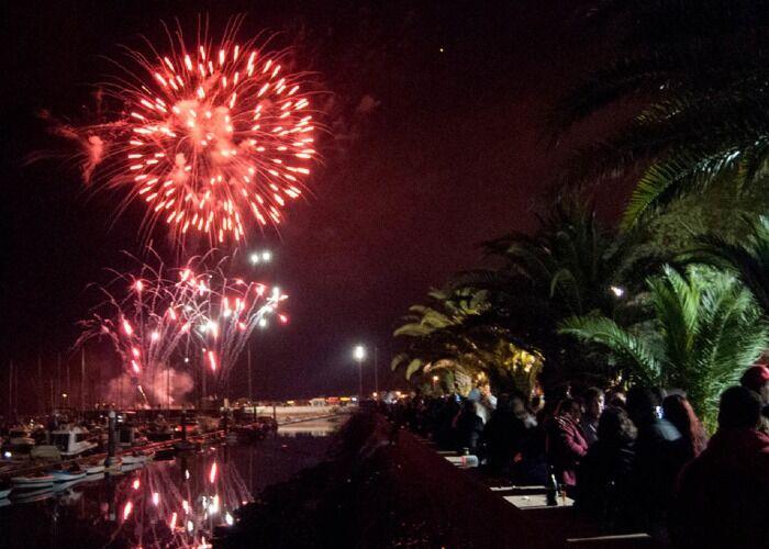 Algarve se llena de emoción y fuegos artificiales durante las fiestas decembrinas
