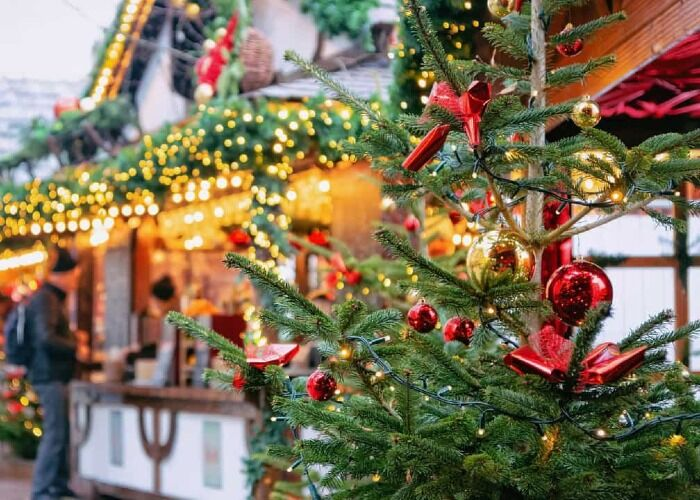 El Mercadinho de Natal do Funchal es uno de los eventos más esperados de la Isla de Madeira