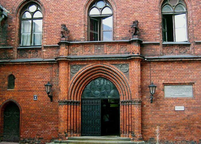El Museo de Historia de Riga es uno de los edificios más importantes de toda la ciudad