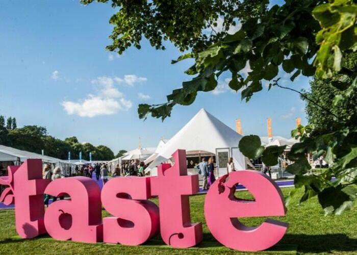 El Taste of London es un increíble evento gastronómico único en su estilo